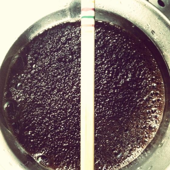 morning ritual peet's coffee